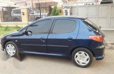 Peugeot 206 2000 Blue for sale