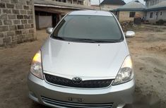 Toyota Wish 2006 Silver for sale