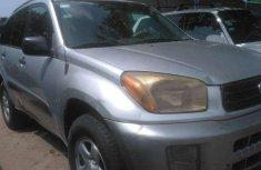Toyota Rav-4 SILVER for sale