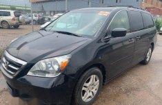Honda Odyssey 2005 Black