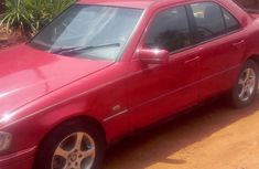 Mercedes-Benz 200E 2001 Red for sale