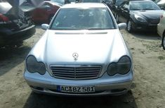 Mercedes-Benz 220 2004 Silver for sale