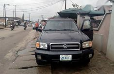 Nissan Pathfinder 2002 LE RWD SUV (3.5L 6cyl 4A) Black for sale