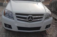Mercedes-Benz GLK-Class 2011 350 4MATIC White for sale