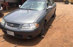 Registered 2002 Silver Nissan Sentra for sale