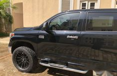 Toyota Tundra 2015 Black for sale
