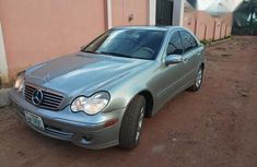 Mercedes-Benz C280 2005 Gray for sale