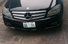 Mercedes-Benz C350 2010 Black for sale