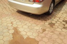 Foreign Used Lexus Es330 2005 Gold for sale