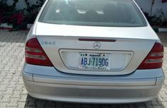 Mercedes-Benz C240 2005 Gray for sale