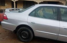 Audi Accord 2001 Gray for sale