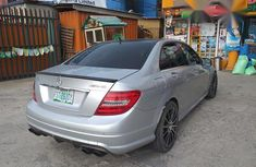 Automatic Mercedes-Benz C63 2008 for sale