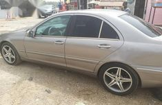 Mercedes-Benz C240 2003 Brown for sale
