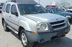 Archive: Nissan Xterra 4.0 Automatic 2004 Gray for sale