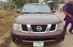 Nissan Pathfinder 2006 Brown for sale