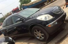 Tokunbor Buick Enclave 2007 Black for sale