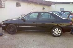 VERY CLEAN PEUGEOT 406 2003 BLACK FOR QUICK SALE