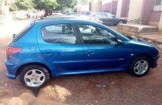 Peugeot 206 1.6 XS SW 2005 Blue for sale