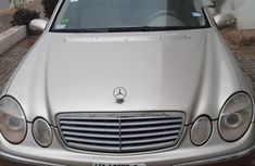Mercedes-Benz E320 2004 Gold for sale