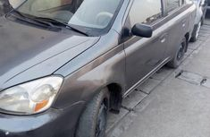 Toyota Echo Automatic 2003 Gray for sale