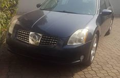 Nissan Maxima 2006 Blue for sale