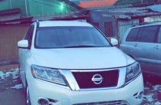 Nissan Pathfinder 2014 White for sale