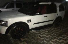 Land Rover LR3 2008 White for sale