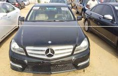 A clean mercedes benz c300 4matic for sale
