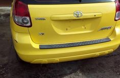 Used Toyota Matrix 2003 Yellow for sale