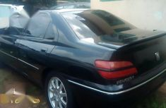 Peugeot 406 2004 Black for sale