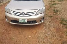 Superb 2013 Toyota Corolla for sale