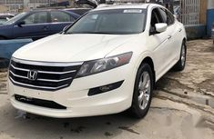 Honda Accord CrossTour 2011 White for sale