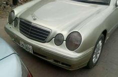 Mercedes-Benz E240 Silver for sale