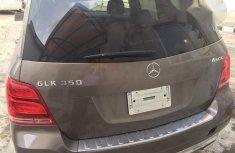 Mercedes-Benz GLK-Class 2013 350 SUV Gray for sale