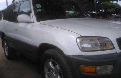 Toyota Rav4 2000 WHITE for sale