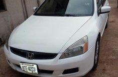 Honda Accord 2007 Sedan EX-L V-6 Automatic White for sale