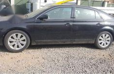 Toyota Avalon 2007 Black for sale