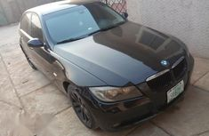 BMW 318i 2008 Black for sale