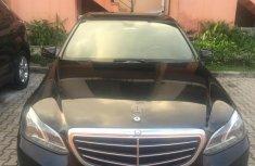 Mercedes Benz E200 2013 Black for sale