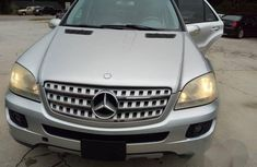 New Mercedes-Benz ML350 2006 Gray for sale