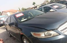 Ford Taurus 2012 black for sale