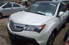 2008 Acura MDX White for sale