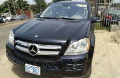 Black Mercedes Benz GL450 for sale