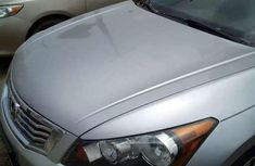 Honda Accord V6 2008 Silver for sale