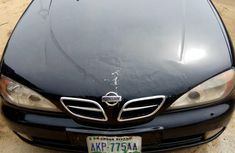 Nissan Primera 2002 Break Automatic Black for sale