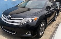 Toyota Venza 2015 Black for sale