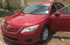 Newly Arrived Toyota Camry 2010 Red for sale