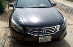 Honda Accord 2.0 Comfort Automatic 2008 Black for sale