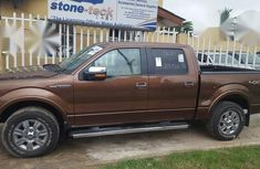 Clean Ford F150 2011 Brown for sale