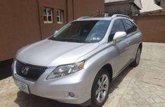 2010 Lexus RX 350 grey for sale